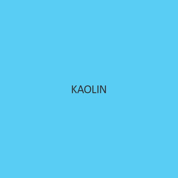 Kaolin Extra Pure (Heavy Powder)