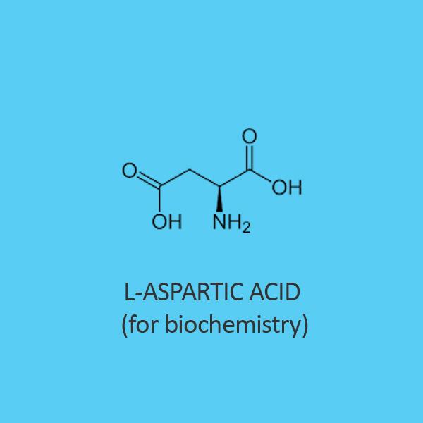 L Aspartic Acid For Biochemistry