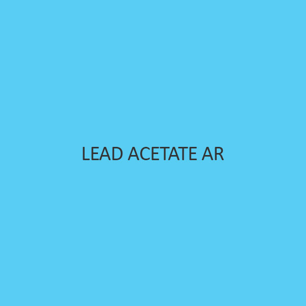 Lead Acetate AR (Trihydrate Crystals)