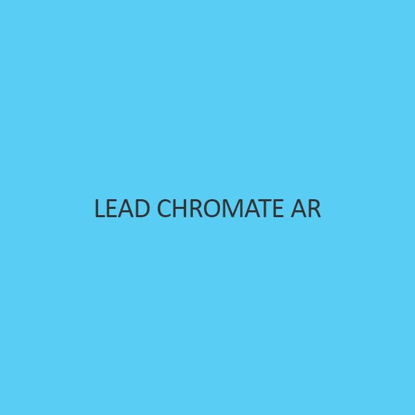 Lead Chromate AR (II)
