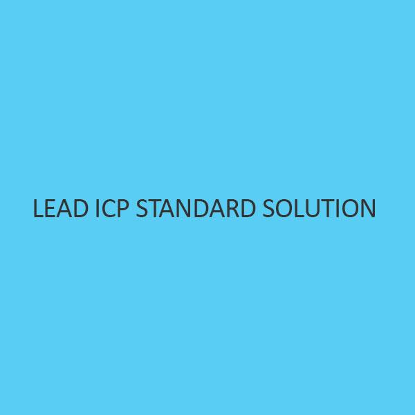 Lead ICP Standard Solution