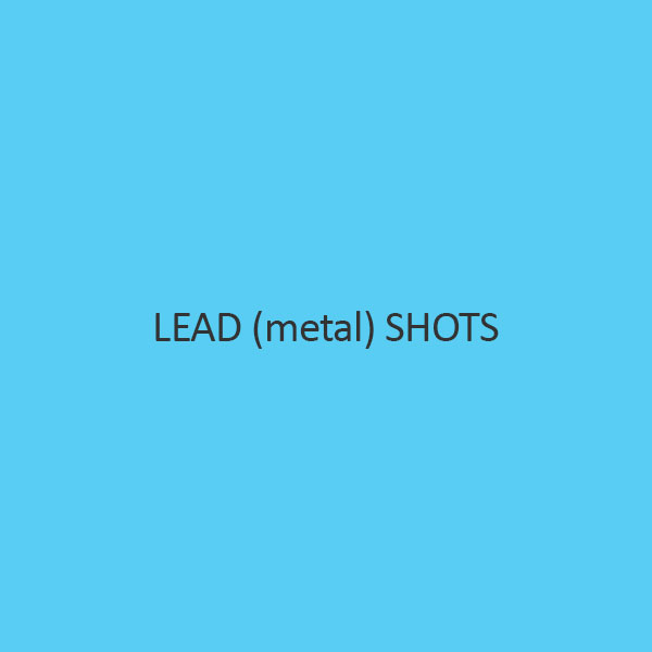 Lead (Metal) Shots