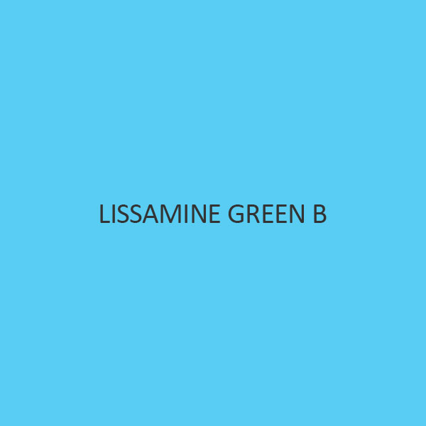 Lissamine Green B