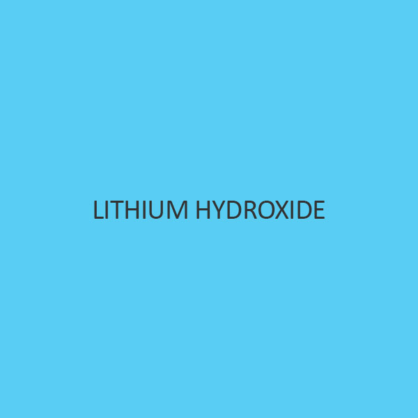 Lithium Hydroxide (Monohydrate)
