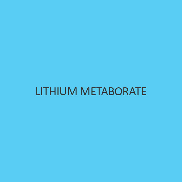 Lithium Metaborate (Anhydrous)