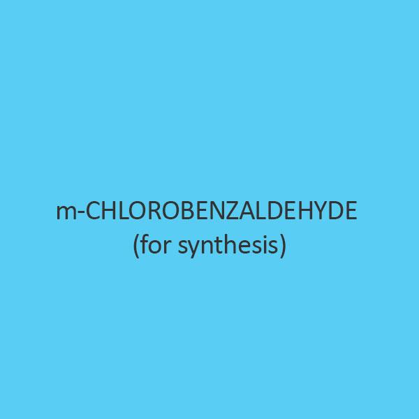 M Chlorobenzaldehyde