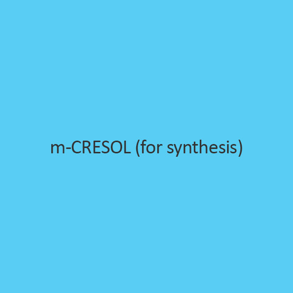M Cresol (For Synthesis)