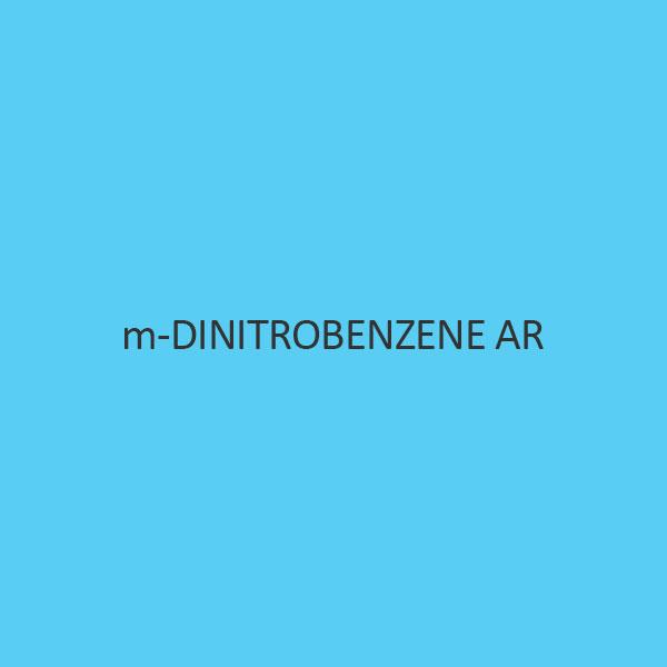 m Dinitrobenzene AR (For Determination Of 17 Ketosteroids)