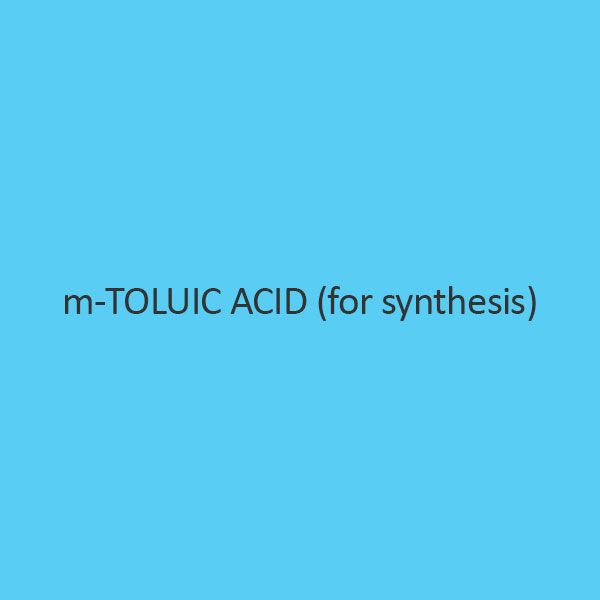 m Toluic Acid (for synthesis)