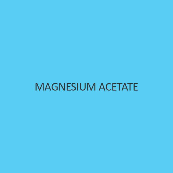 Magnesium Acetate (Tetrahydrate)