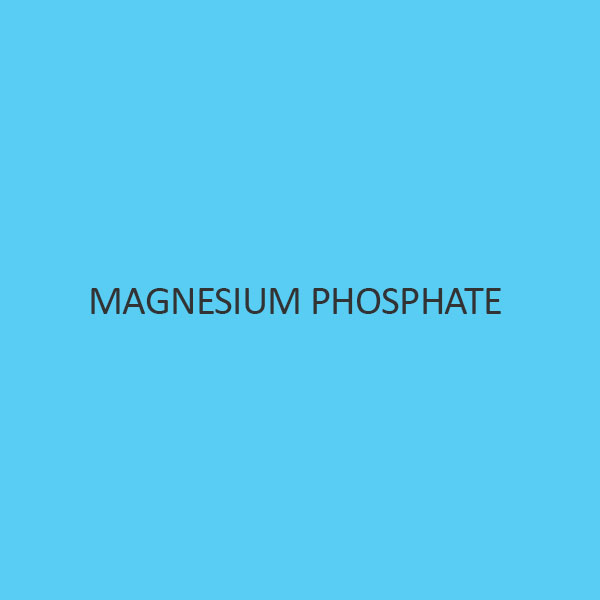 Magnesium Phosphate (Dibasic, Trihydrate)