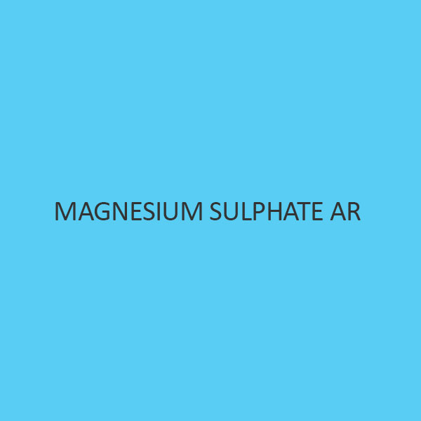Magnesium Sulphate AR (Heptahydrate)