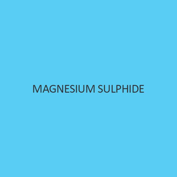 Magnesium Sulphide