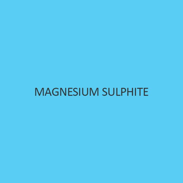 Magnesium Sulphite
