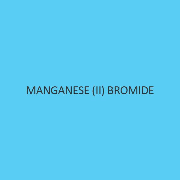 Manganese (II) Bromide