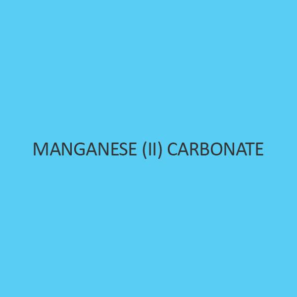 Manganese (II) Carbonate (Hydrate)