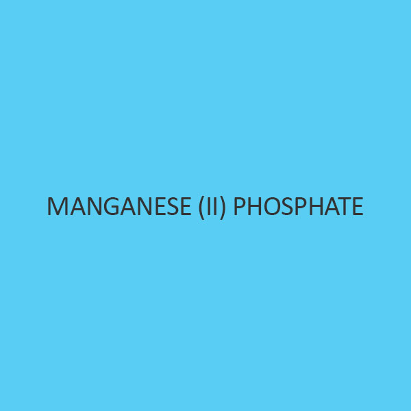 Manganese (II) Phosphate
