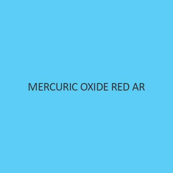 Mercuric Oxide Red AR