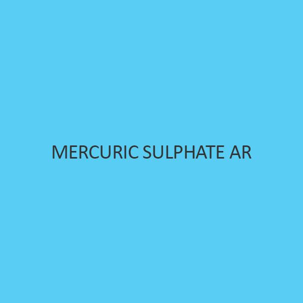 Mercuric Sulphate AR