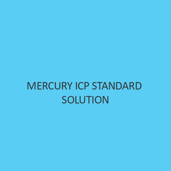 Mercury ICP Standard Solution