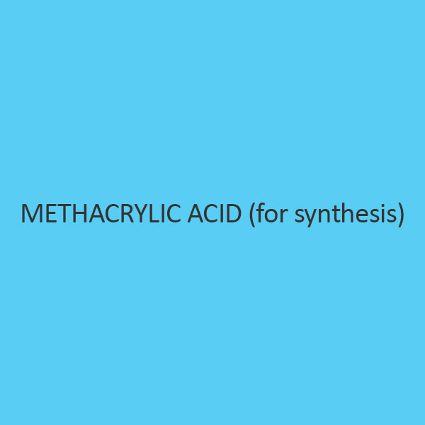 Methacrylic Acid for synthesis