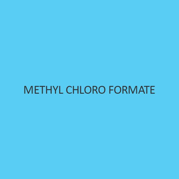 Methyl Chloro Formate