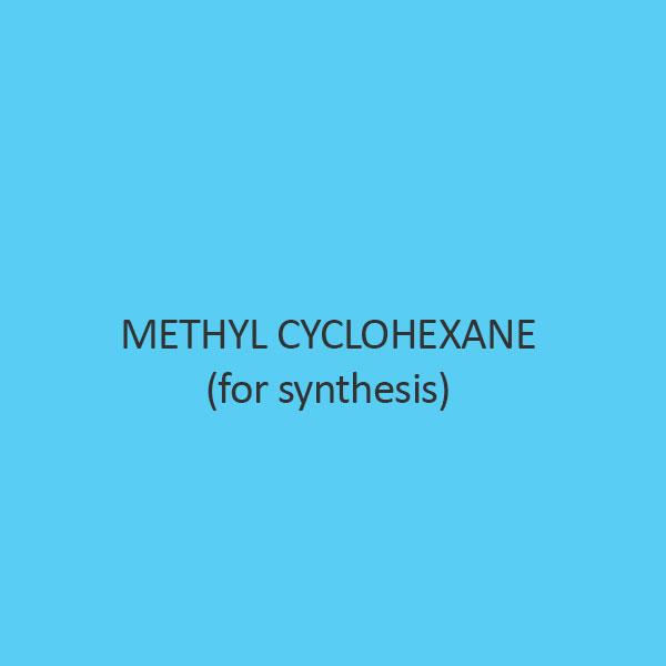 Methyl Cyclohexane (For Synthesis)
