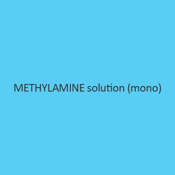 Methylamine mono