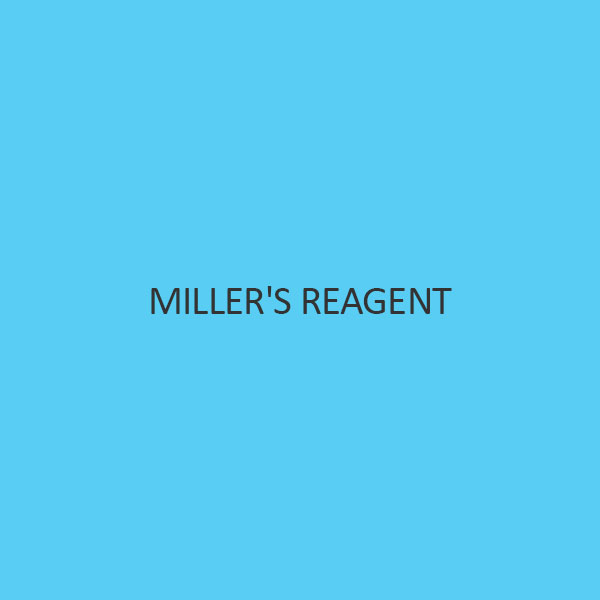 Miller S Reagent (For Fluorine)