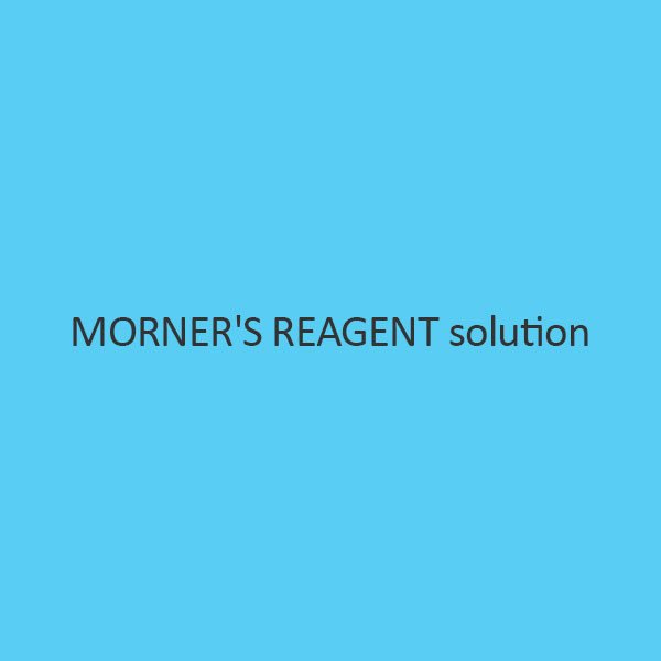 Morner S Reagent Solution