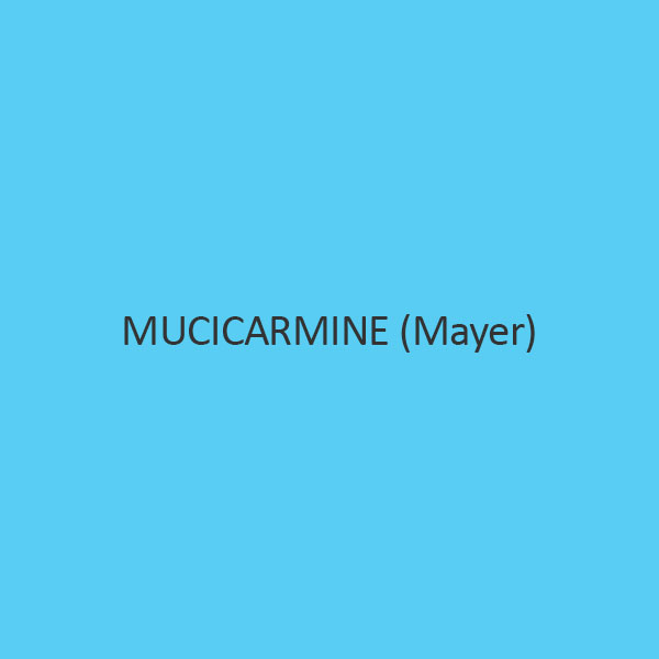 Mucicarmine (Mayer) Staining Solution