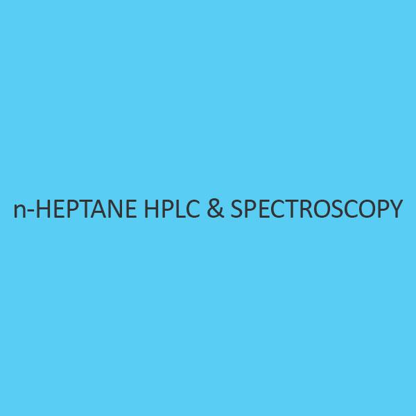 N Heptane Hplc & Spectroscopy
