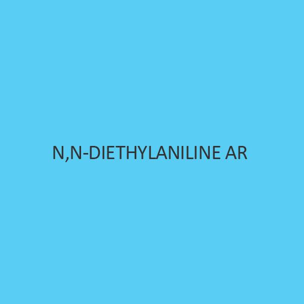 N N Diethylaniline AR (Reagent For Zinc)