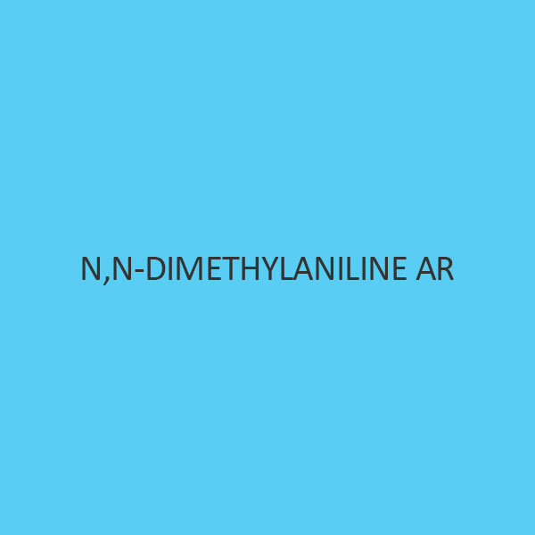 N N Dimethylaniline AR (Dimethyl Aniline)