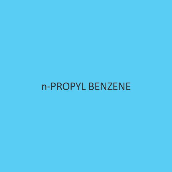N Propyl Benzene