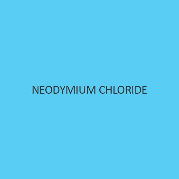 Neodymium Chloride (Hexahydrate)