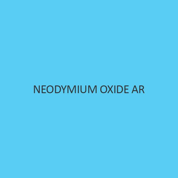 Neodymium Oxide AR