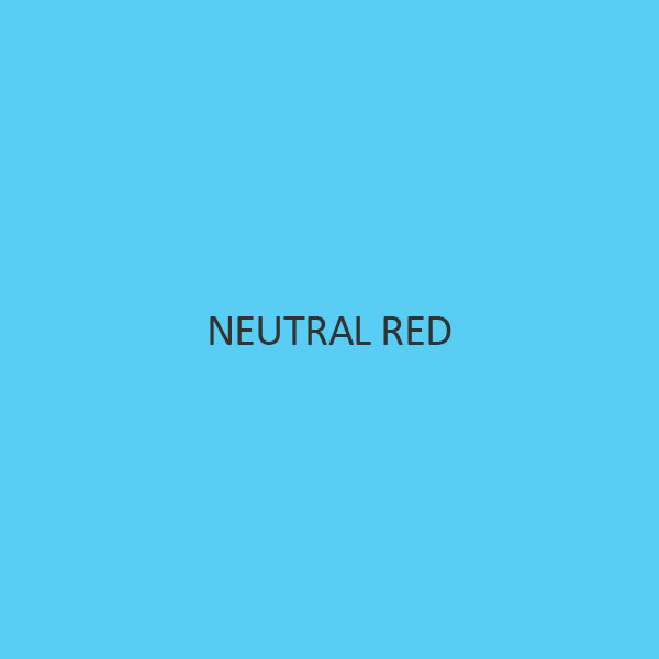 Neutral Red Indicator Solution
