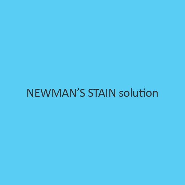NewmanS Stain Solution Liquid