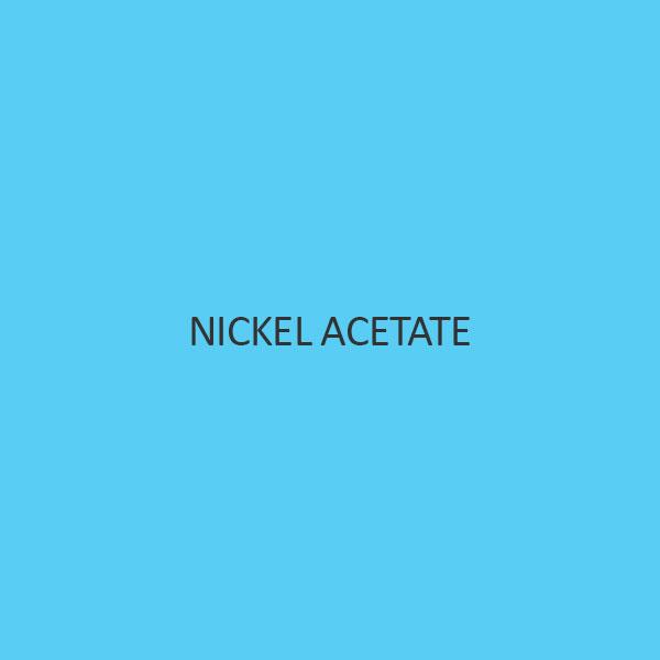 Nickel Acetate (Tetrahydrate)