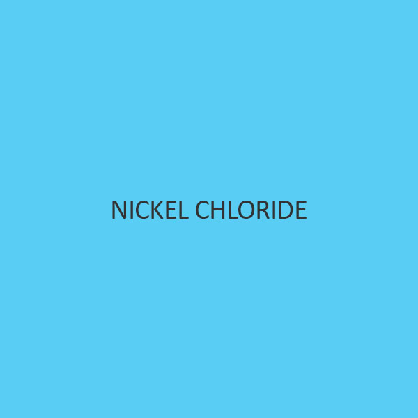 Nickel Chloride (Hexahydrate)