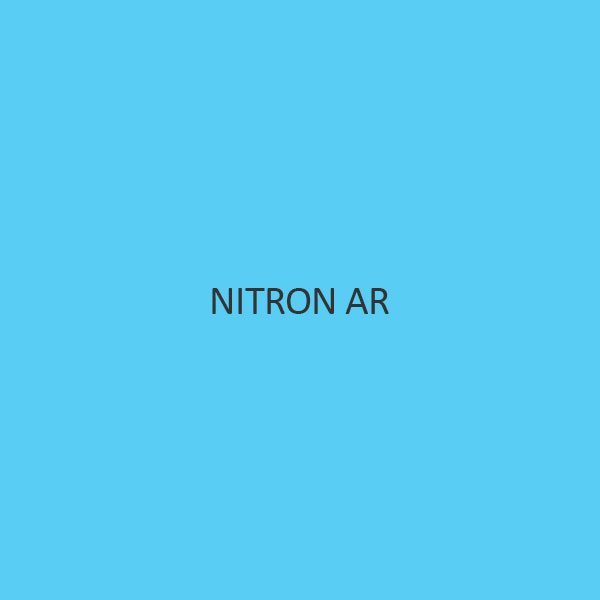Nitron AR (Reagent For Nitrate)