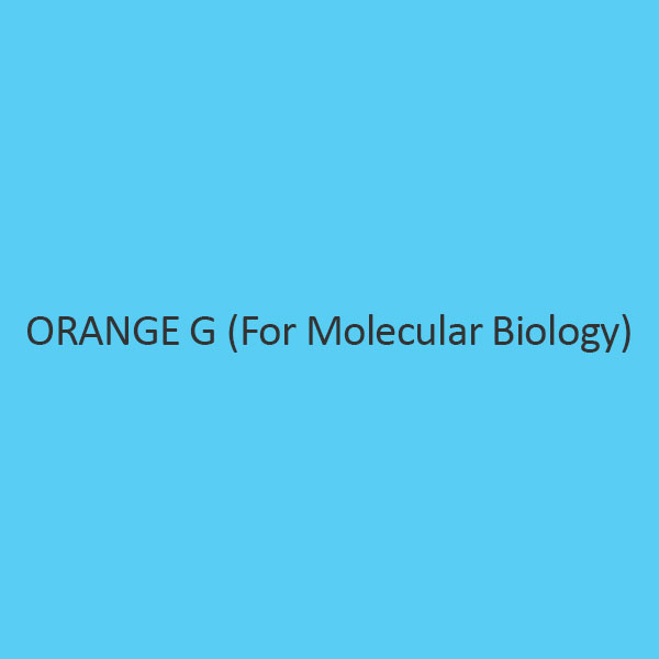 Orange G (For Molecular Biology)