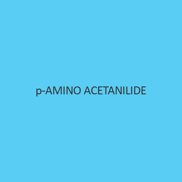 p Amino Acetanilide