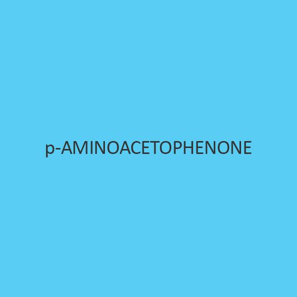 p Aminoacetophenone