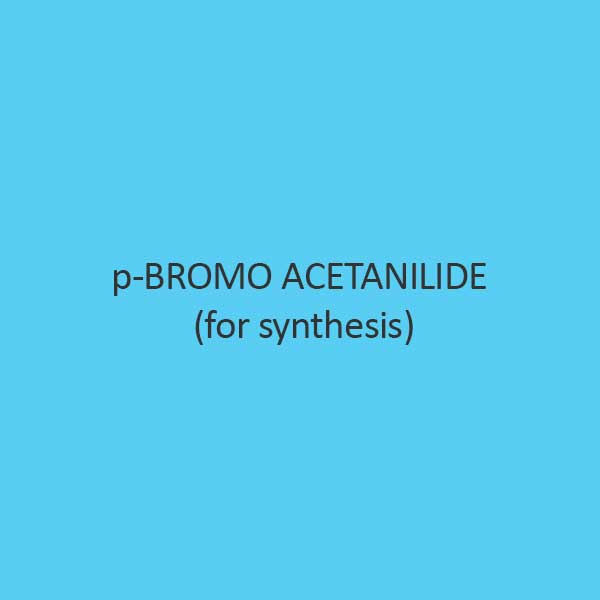 P Bromo Acetanilide For Synthesis