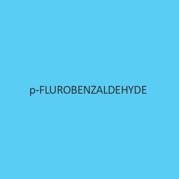 P Flurobenzaldehyde