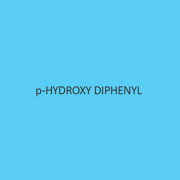 P Hydroxy Diphenyl