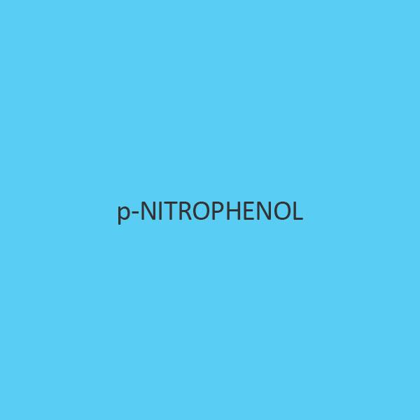 P Nitrophenol