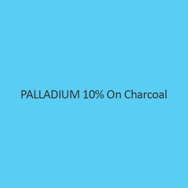 Palladium 10 Percent On Charcoal Assay